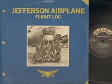 JEFFERSON AIRPLANE Flight Log 2 LP co foc incl GATEFOLD BOOK