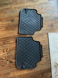 Mini Cooper Countryman, Paceman Clubman rear mats - used