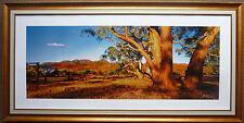 Ken Duncan Print Framed Signature South Australia Scenic Picture FLINDERS RANGES