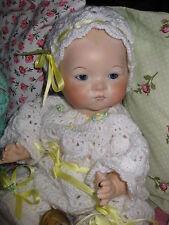 Armand Marseille 341 Dream-baby porcelana, cuerpo pappm. colección de resolución