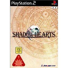 SHADOW HEARTS Playstation2 PS2 Import Japan
