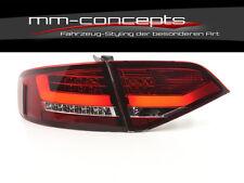 Led Rückleuchten für Audi A4 8K B8 S-Line NEU S RS4 Lightbar Rot Limousine