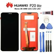 Display TouchScreen For Huawei P20 Lite LCD Nova 3E ANE-LX1 LX2 LX3