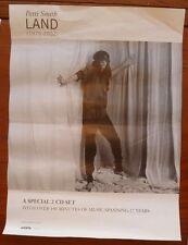 Patti Smith 2002 Land Promo Poster
