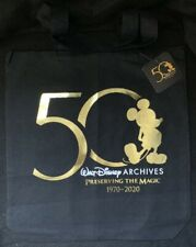 Inside Walt Disney Archives 50th Anniversary Exhibition Bowers Museum Tote Bag