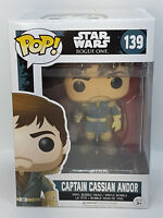 Funko Pop! Star Wars Captain Cassian Andor #139