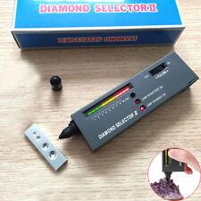 Tester Diamanti Moissanite Selettore Gemstone Gioielli Gemme Gioielliere  V2