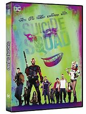 SUICIDE SQUAD - DVD - CON MARGOT ROBBIE, WILL SMITH, JARED LETO, CARA DELEVIGNE
