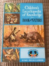 Children's Encyclopedia Of Knowledge - Book Of Nature (1970)