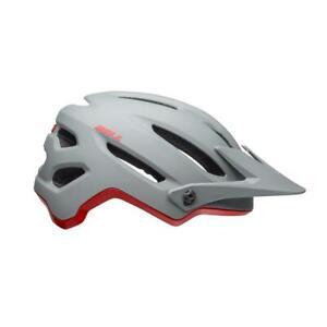 Bell 4Forty MTB Helmet Cliffhanger Matt / Gloss Grey / Crimson