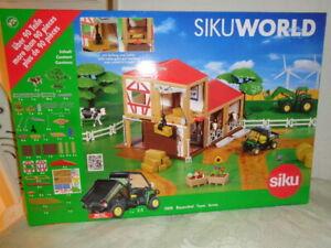 Siku  World 5608 Bauernhof viel Zubehör Neuheit 2020 OVP NEU