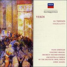 NEW - Verdi: Traviata by FIORENTINI / GERMAN OPERA ORCH / MAAZEL