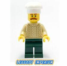 LEGO Christmas - Baker Pastry Chef - holidays Christmas hol129 FREE POST
