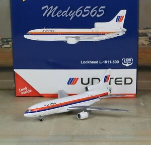 "Gemini Jets United ""Saul Bass"" Lockheed L-1011 1/400"