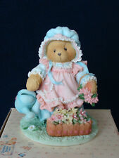 Cherished Teddies - Mary, Mary Quite Contrary Figurine - 626074 - 1993