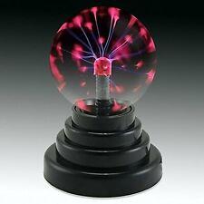 Magic Plasma Ball Touch Control Lightning Sphere Party Desktop Lamp Science Kid