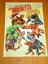 THUNDERBOLTS NEW #94 ( 13 ) VS NEW AVENGERS MARVEL COMICS