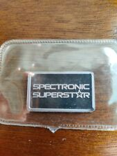 Johnson Matthey Spectronic Superstar 5 Gram Silver Bar - Sealed - Serial # 0119