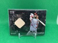 BRYCE HARPER 2018 TOPPS X EVENT USED BAT RELIC #08/25 Nats Phils