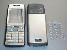 New nokia  e50 cover  keypad housing fascia set