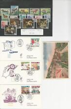 San Marino, Postage Stamp, #C42 First Day Maxim Postcard, 3 FDC's, 627-642