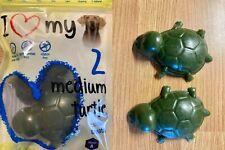 'I love my Pet' DOG TREAT Turtle 4 medium- treat/reward -  rawhide free, chicken
