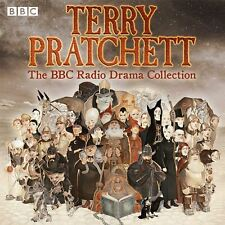 Terry Pratchett The BBC Radio Drama Collection Seven Full-cast