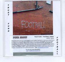 (GM928) Trust Fund, Football - 2015 DJ CD