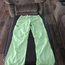 5 pair womens scrub pants size medium colors multi brand Koi cherokee