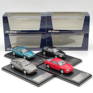 Hi Story 1:43 Mazda Eunos Presso Fi-X 1991 HS264 Resin Model Limited Collection