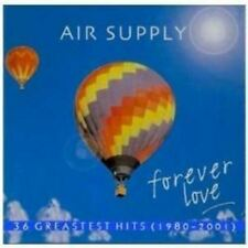 Air Supply Forever Love 36 Greatest Hits 1980-2001 2 CD NEW
