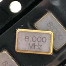 10PCS 8M 8.000M 8MHz 8.000MHz Passive Crystal 5032 5mm×3.2mm SMD-4PIN