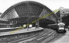 Glasgow St. Enoch Railway Station Photo. Glasgow & South Western Railway. (7)
