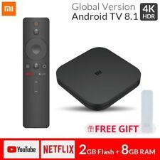 TV BOX S Smart 4K Ultra HD 2G 8G Android 8.1 WIFI Google Original Xiaomi