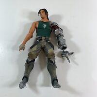 NECA Player Select Video Game Bionic Commando Capcom Nathan Spencer Figure 2008