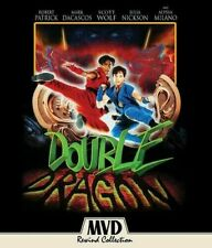 Double Dragon  Blu-ray DVD BRAND NEW