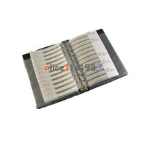 0805 SMD Resistor and Capacitor Sample Book Simple version