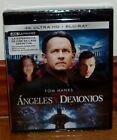 Angeles Y Dämonen Blu-Ray 4K Ultra HD + Blu-Ray Neu Versiegelt (Ohne Offen ) R2