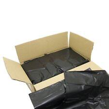 200 x HEAVY DUTY BLACK REFUSE SACKS  BIN LINER BAGS 150 gauge Next Day Delivery