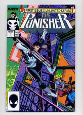 Punisher #1  Unlimited Series VF+ 1987 ~ Fast Shipping ~ Marvel Comic Book