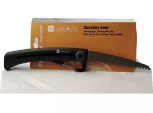 Fiskars Folding Garden Saw 160mm Blade  - Black 12cm