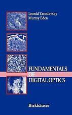 Fundamentals of Digital Optics: Digital Signal Processing in Optics an-ExLibrary