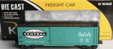 ✅K-LINE DIE CAST NEW YORK CENTRAL 40' BOX CAR FITS LIONEL MTH ATLAS NYC PENN PS1