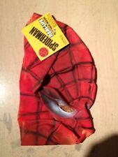 Spiderman Rubber Mask 1978 Ben Cooper