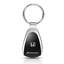 Honda S2000 Black Tear Drop Key Chain