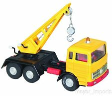 Mercedes Crane Truck - O Scale - Metal - Kovap - Railroad Vehicles