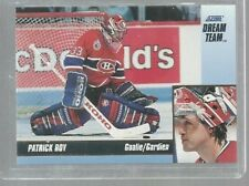 1993-94 Score Dream Team #2 Patrick Roy (ref37472)