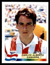 Panini France 98 (Paraguay) Carlos Alberto Gamarra No. 268