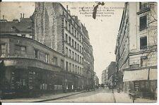 CPA -75- PARIS - Rue Vandammer - Prise de la rue du Maine