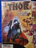 Thor #6 Cates Black Winter Marvel Comics 1st Print 2020 unread NM